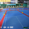 Factory direct Multipurpose 100%recycled PP interlocking badminton court mat/floor/covering/surface manufacturer