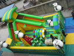 giant inflatable kids playground for sale