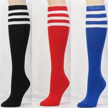 100% cotton women's stockings high heels