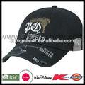 bordados a granel barato gorras de béisbol sin marca