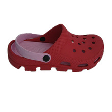 New York Ladies Injected Clog With Backstrap & Removable