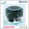IPX7 Waterproof shower Bluetooth speaker suction cup shower waterproof Bluetooth speaker