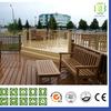 cheap wpc/composite hollow outdoor wpc decking/outdoor wpc bench
