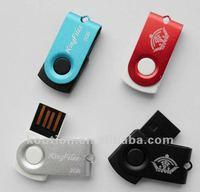 OEM USB 2.0 interface Plastic Twister UDP USB flash driver 512M ,1GB ,2GB,8GB,16GB ,32GB,64GB