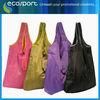 2014 Wholesale Custom Eco polyester 190t foldable shopping bag