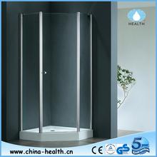Tempered Glass Comfortable Shower Room JL463
