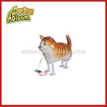 Provide good quality walking cat walking pet balloons wholesale