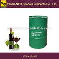 de aceite lubricante para botella de vidrio de la fábrica