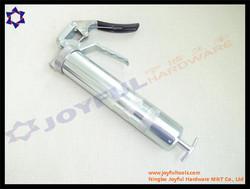 High Pressure Zinc Plated 14oz American Style Pistol Grease Gun