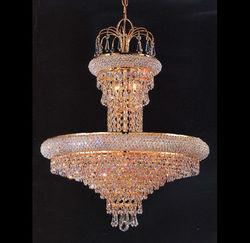 Classic cristal industrial style pendant lighting