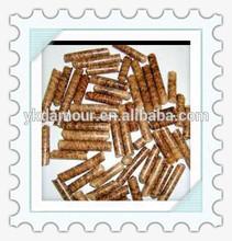 Poêle à granulés de biomasse, granulés pour la vente