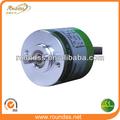 reforzado d30s micro incremental del eje del codificador del sensor de corriente