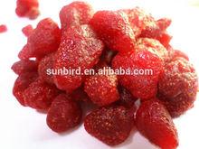 Bulk New crop on sale dried fruits/dry strawberry