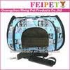 Fashion pattern good quality dog carrier