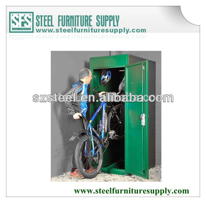 Vertical Bike Locker Vertical Bike Locker Steel