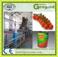 tomato jam making line, fruit jam making line,rephale machinery