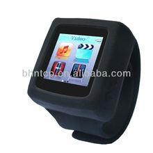 Gift Digital watch MP4/MP3 watch with 2GB memory FM Radio