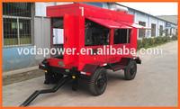 200 kva silent type diesel generator