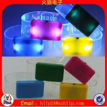 birthday party giveaways factory mothers day wholesale gifts corporate gifts 2014 audio frequency led bracelet