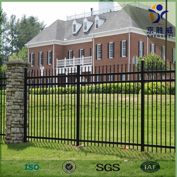 Modelos de metal grades portões de ferro modelos cerca do jardim de ferro forjado