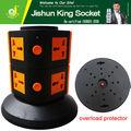 230v açoinoxidável elétrica extensão sockets, figura sólida socket, pênis soquete industrial