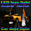specific led car door logo laser projector light for Lexus GX 2010-2014