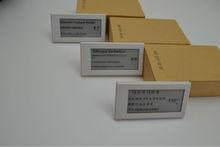 Dot-matrix Supermarket Electronic shelf label pricer in retail