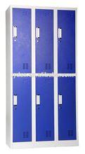 steel foot locker