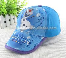 boys frozen hat children boys frozen olaf baseball cap