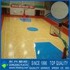 pvc flooring for basketball court sports flooring