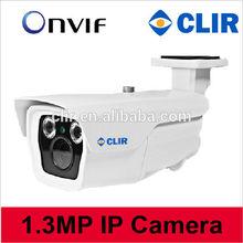 ONVIF Outdoor IR Array LED Outdoor 1.3MP Network Surveillance Camera