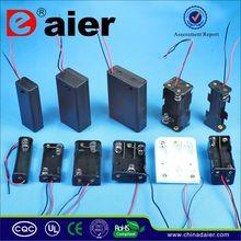 Daier battery spring clip