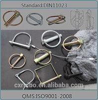 DIN11023 safety linch pins