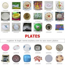 ANIMAL SHAPE PAPER PLATES : One Stop Sourcing from China : Yiwu Market for Plates