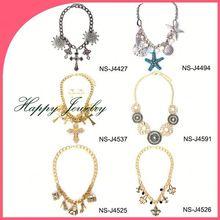 YIWU TOP QUALITY Fashion Design hula necklace