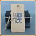 Mexikanische schal fallumbau, modelabel karte benutzerdefinierte druck, leinenkleid papier kunststoff swing-tags