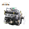 de alta calidad 4 diesel de cilindros del motor para toyota hiace