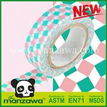 Manzawa promotion toy washi tape