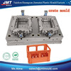 high quality plastic milk crate moulds supplier