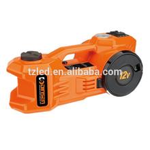 Portable car jack Hydraulic with infaltor pump