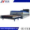 CE&CCC Automatic double row fan Flat/Bend Tempering Glass Kiln