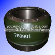 Heavy duty auto parts spare parts trailer axle YORK drum brake 788801