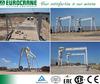 Minimum Maintrenence Industrial Gantry Crane Eurocrane