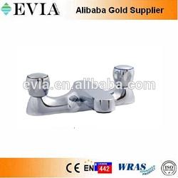 Evia dual handle bath filler