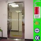 Framed Glass Office Entry Doors