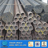Tianjin factory ERW black steel pipe