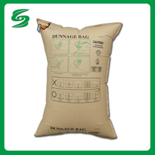 Brown paper dunnage air bag for container with AAR approved ( 90*180cm )