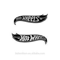 2013 Black Camaro Hot Wheels Edition Plastic logo