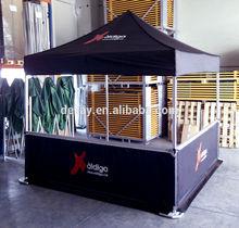 Hexagonal aluminum frame pop up tent canopy, aluminum glass canopy, canopy tent aluminum truss