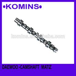 96316214 A96182964 90156986 90156995/90285226 Camshaft Chevrolet Spark Matiz